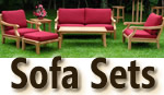 Show All Teak Sofa Sets